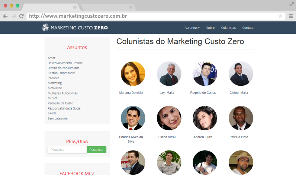 marketing custo zero 3
