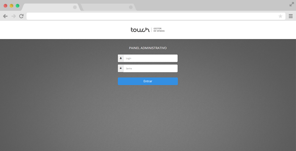 Login Touch